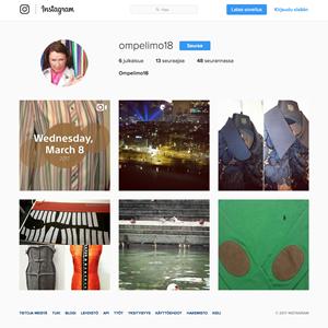 Ompelimo Instagram